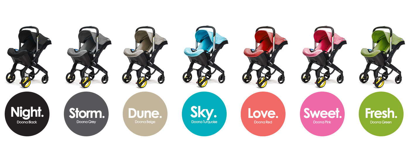 Doona By Simple Parenting Introduces The Next Generation Car Seat