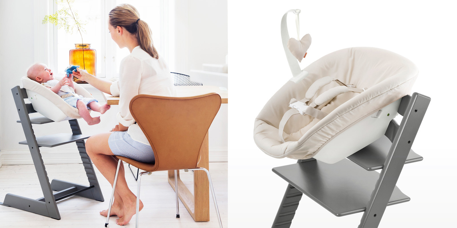 The Various Steps Of Stokke´s Wonderful Tripp Trapp Chair