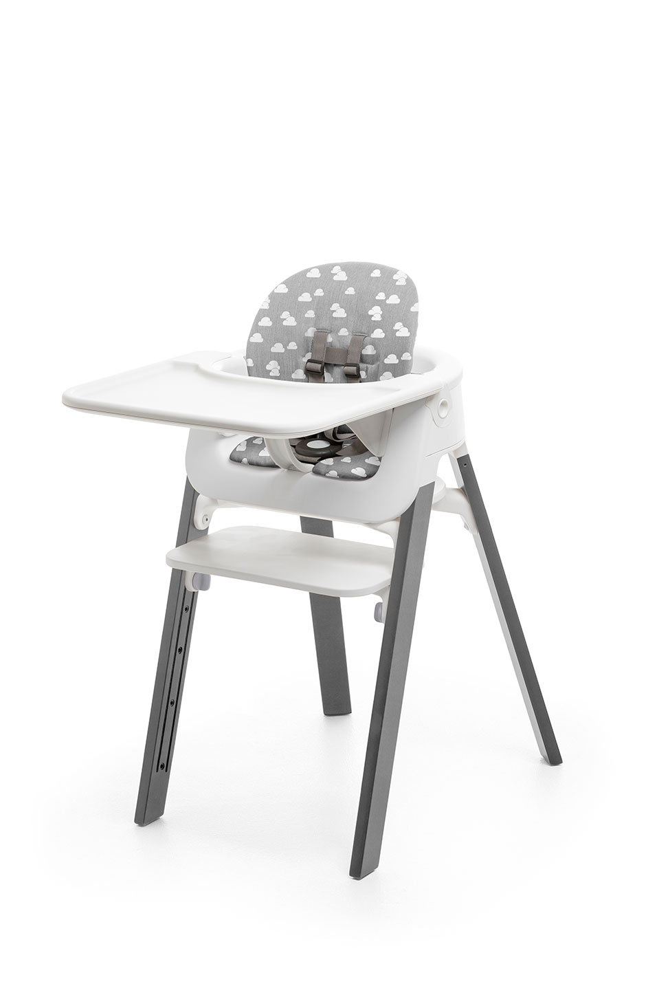 stokke launches their steps soft cushioned bouncer in. Black Bedroom Furniture Sets. Home Design Ideas