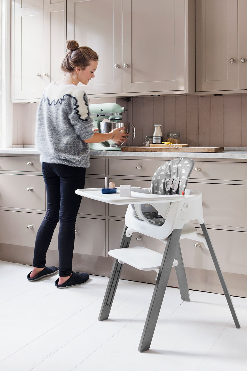 Stokke 174 Launches Their Steps Soft Cushioned Bouncer In