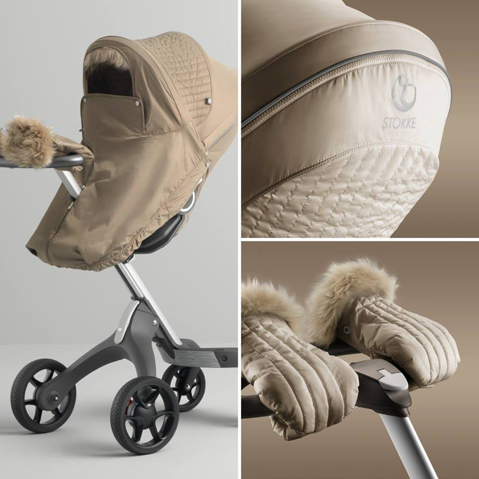 Keep Your Baby Warm This Winter With Stokke S Winter Kits
