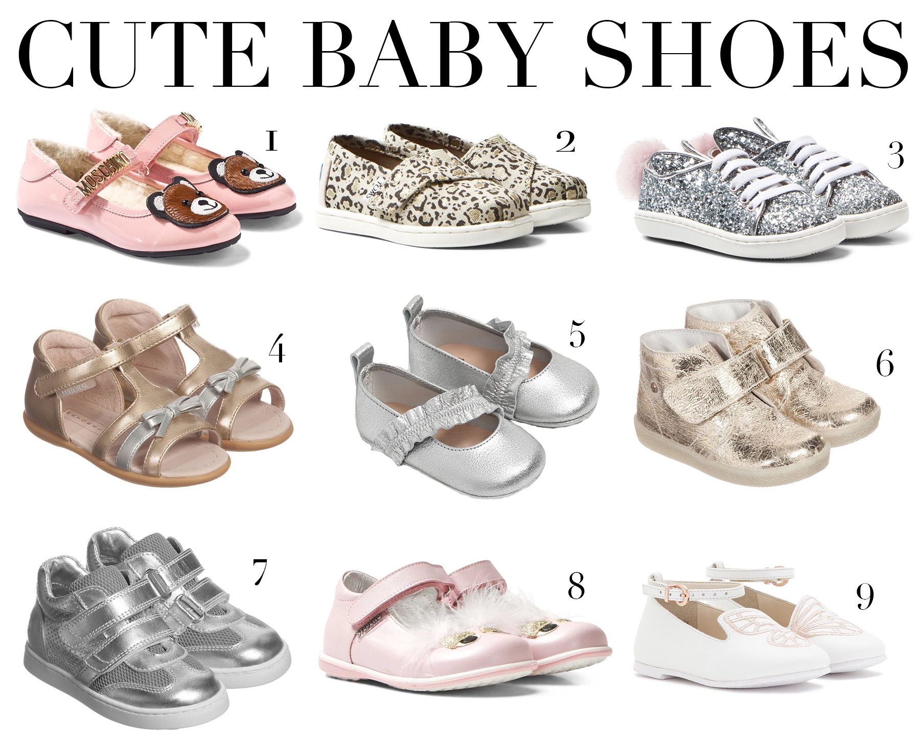 Your baby s first walking shoes Prªt   Pregnant