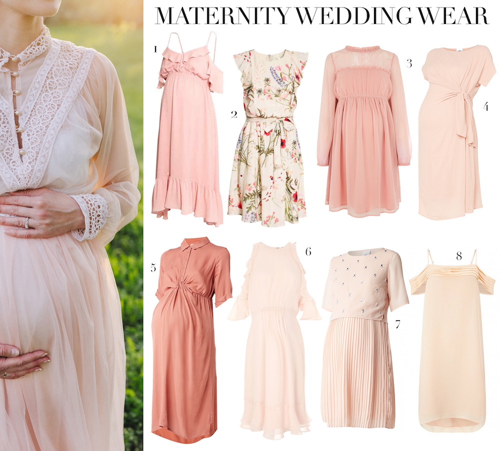 Maternity Dresses for Wedding Guest
